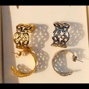 Two Sets of Avon Earrings